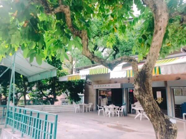 マカオ テラス カフェ