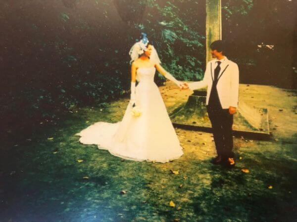 マカオ 結婚写真 ペンニャ