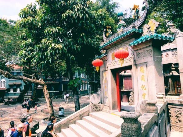マカオ 媽閣廟