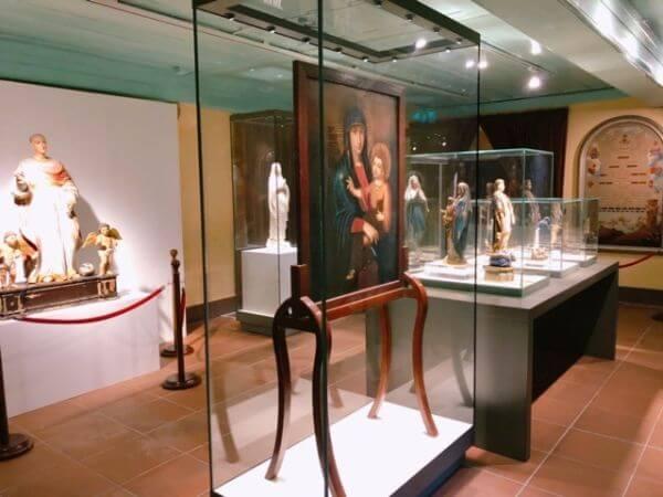マカオ 聖ヨセフ修道院 博物館