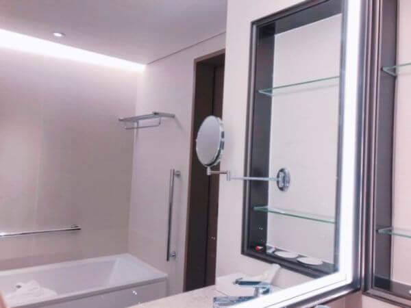 グランドラパ マカオ 客室 バスルーム
