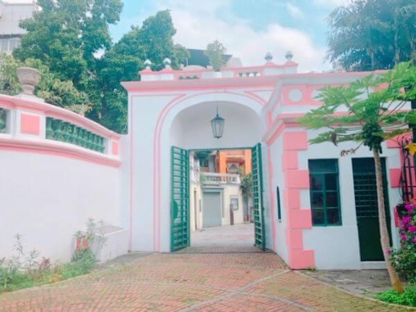 マカオ 世界遺産 カーザ庭園