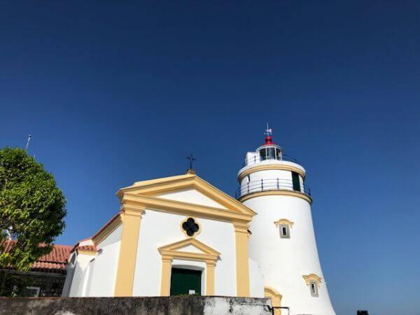マカオ ギア灯台 世界遺産