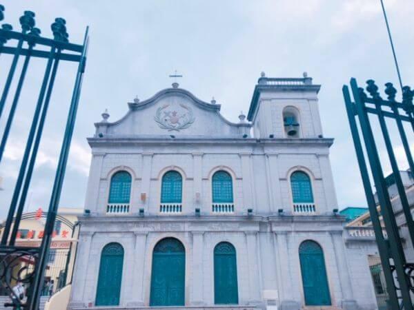 聖ラザロ教会 マカオ