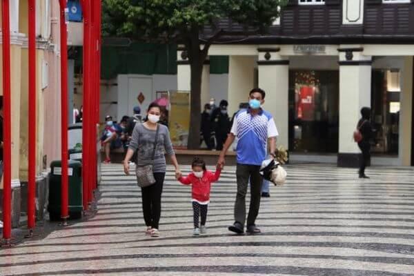 香港 マカオ 新型コロナウイルス