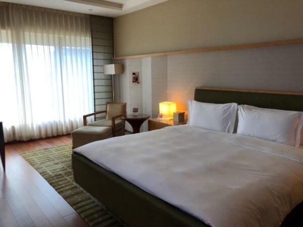 マカオ ホテルオークラ 客室