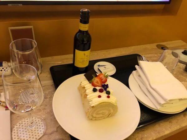 マカオ ホテルオークラ 誕生日