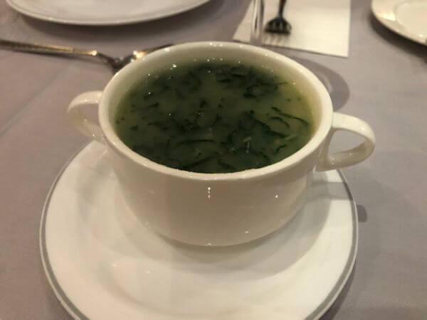 ポルトガル料理 スープ