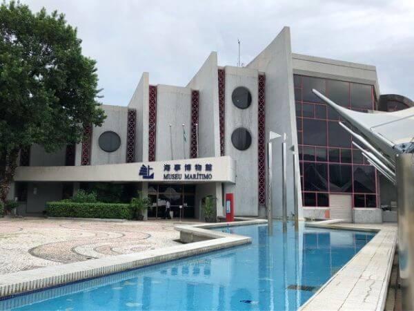 マカオ 海事博物館