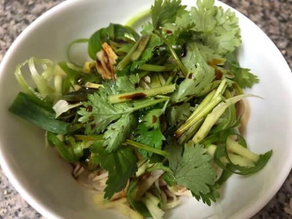 香港 あえ麺 レシピ