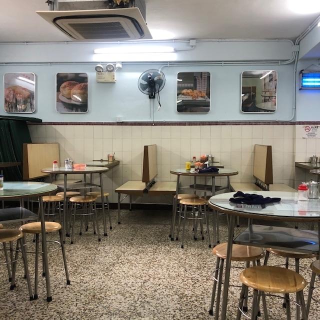 マカオ カフェ レトロ