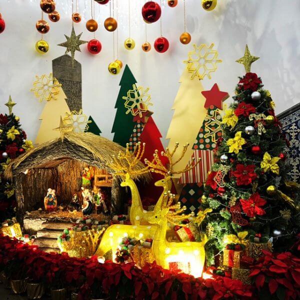 マカオ クリスマス 華やか