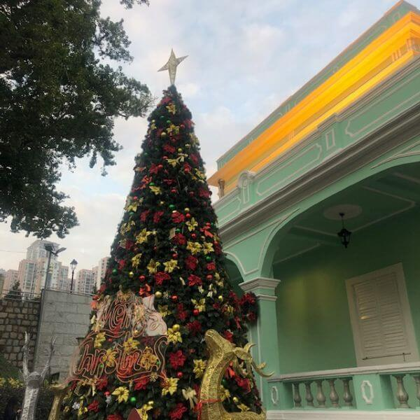 マカオ クリスマス 2020
