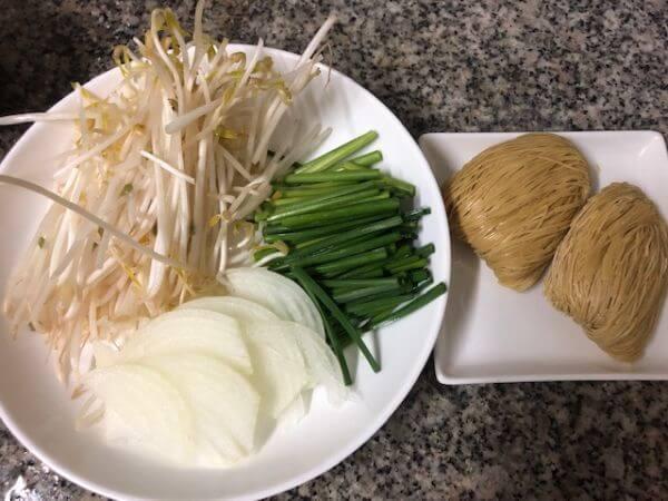 香港たまご麺 レシピ
