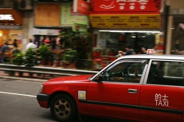タクシー 広東語