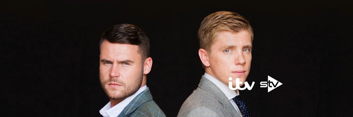 Aaron & Robert ITV