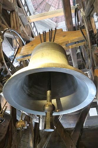 ノートルダム大聖堂の鐘