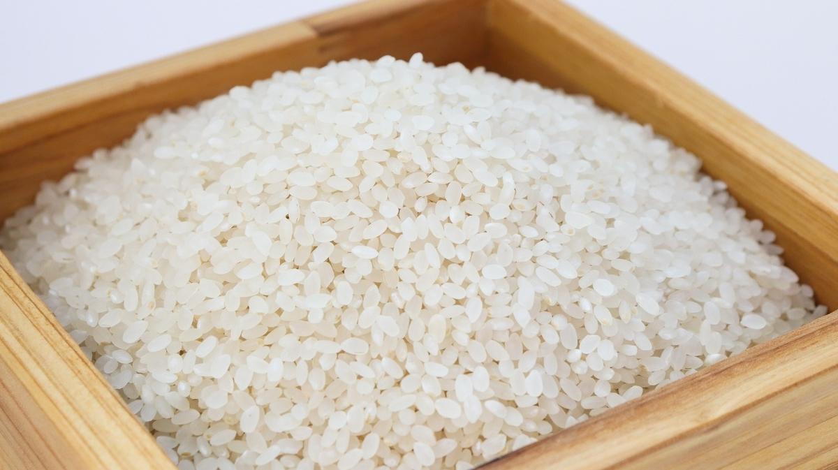 分づき米 白米 玄米