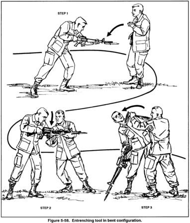 米軍のシャベル格闘術 - 火薬と...