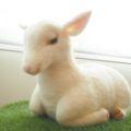 [羊毛フェルトうさぎ][羊毛フェルトアルパカ][羊毛フェルトインコ][羊毛フェルト文鳥][羊毛フェルトやぎ]