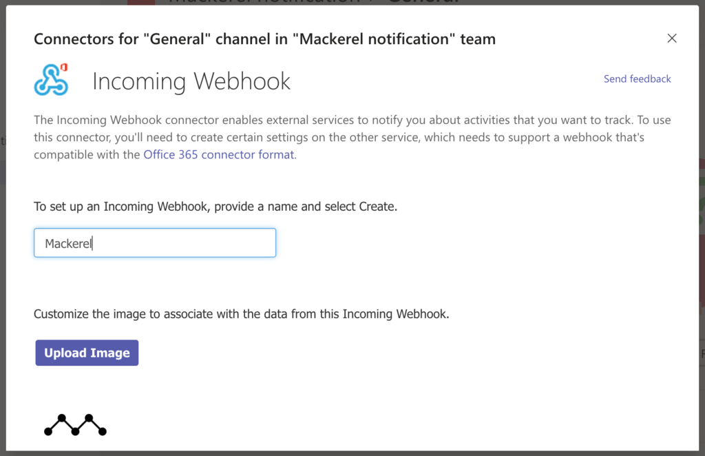 Microsoft Teams notifications - Mackerel Docs