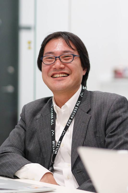 WILLER 松井 崇史氏