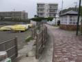 鐙摺バス停その5(ジュエルペット てぃんくる☆ 聖地巡礼)