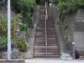 階段その1(ジュエルペット てぃんくる☆ 聖地巡礼)