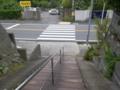 階段その2(ジュエルペット てぃんくる☆ 聖地巡礼)