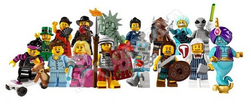 LEGOミニフィグ6