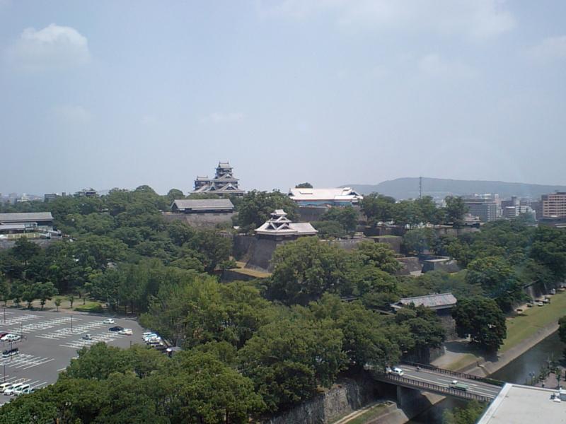 オフィスからの眺めの画像