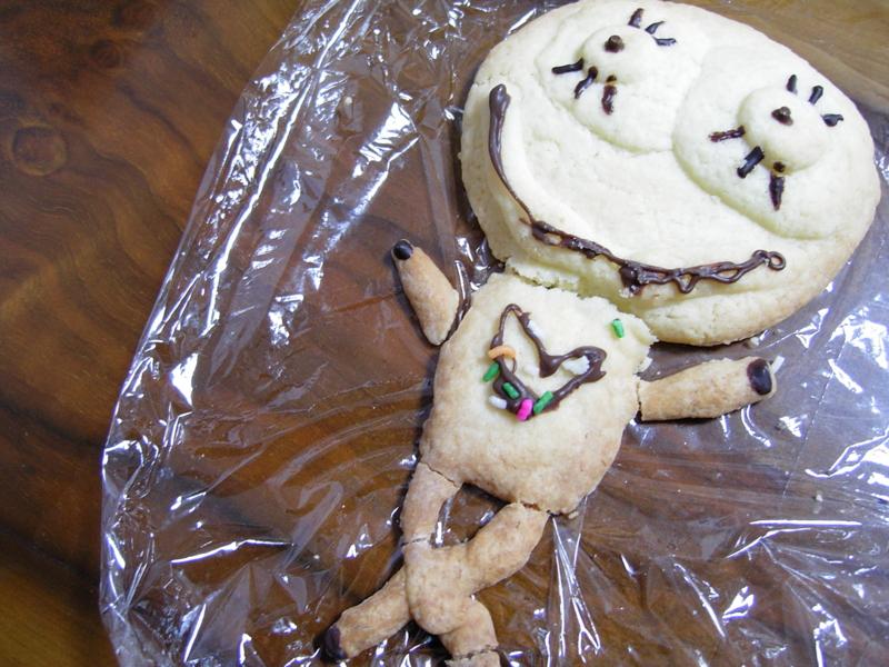 おいしいクッキーの画像