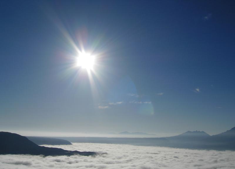 天空の眺めの画像