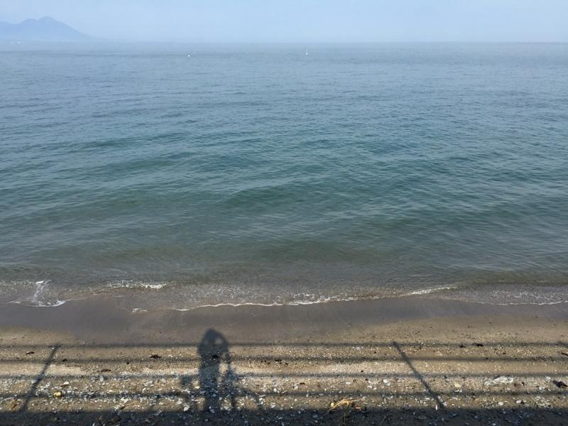 seaside cyclingの画像