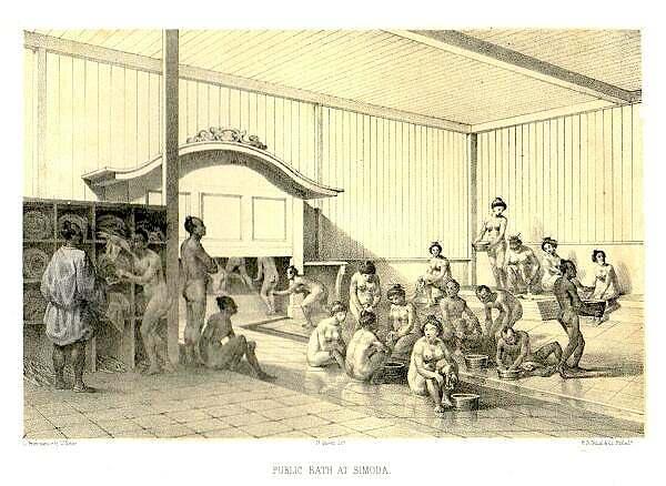 下田の公衆浴場
