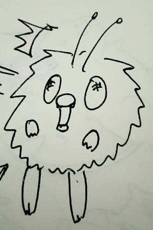 落書きコンパン
