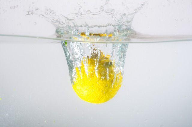 レモンの正しい洗い方4つ