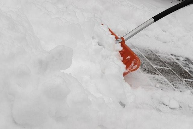 ドイツの雪かき事情