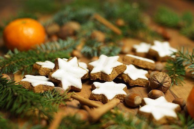 ドイツのクリスマスクッキー