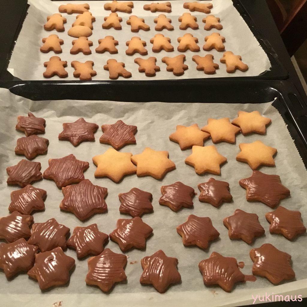 クリスマスのクッキーレシピ