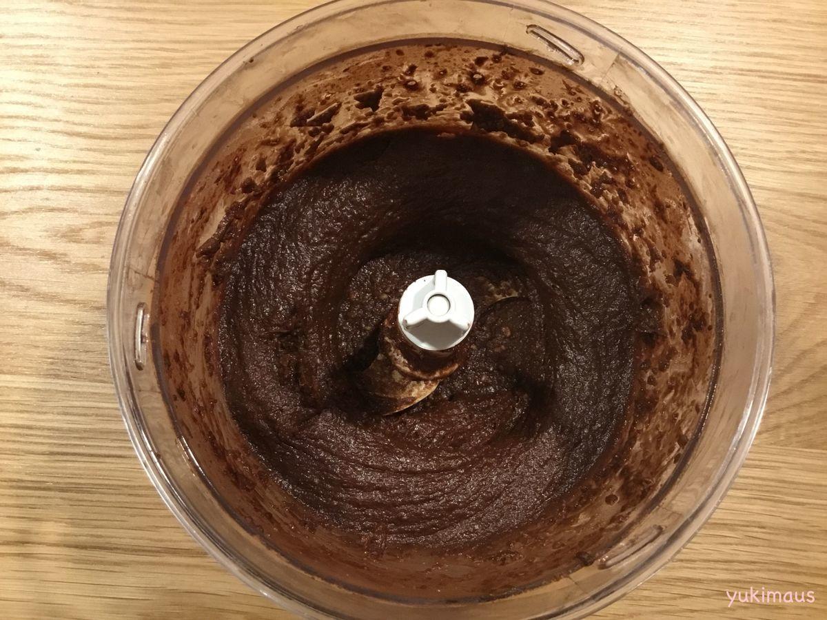 材料4つで砂糖なし手作りヌテラ