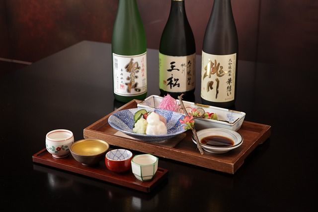 日本食が恋しい