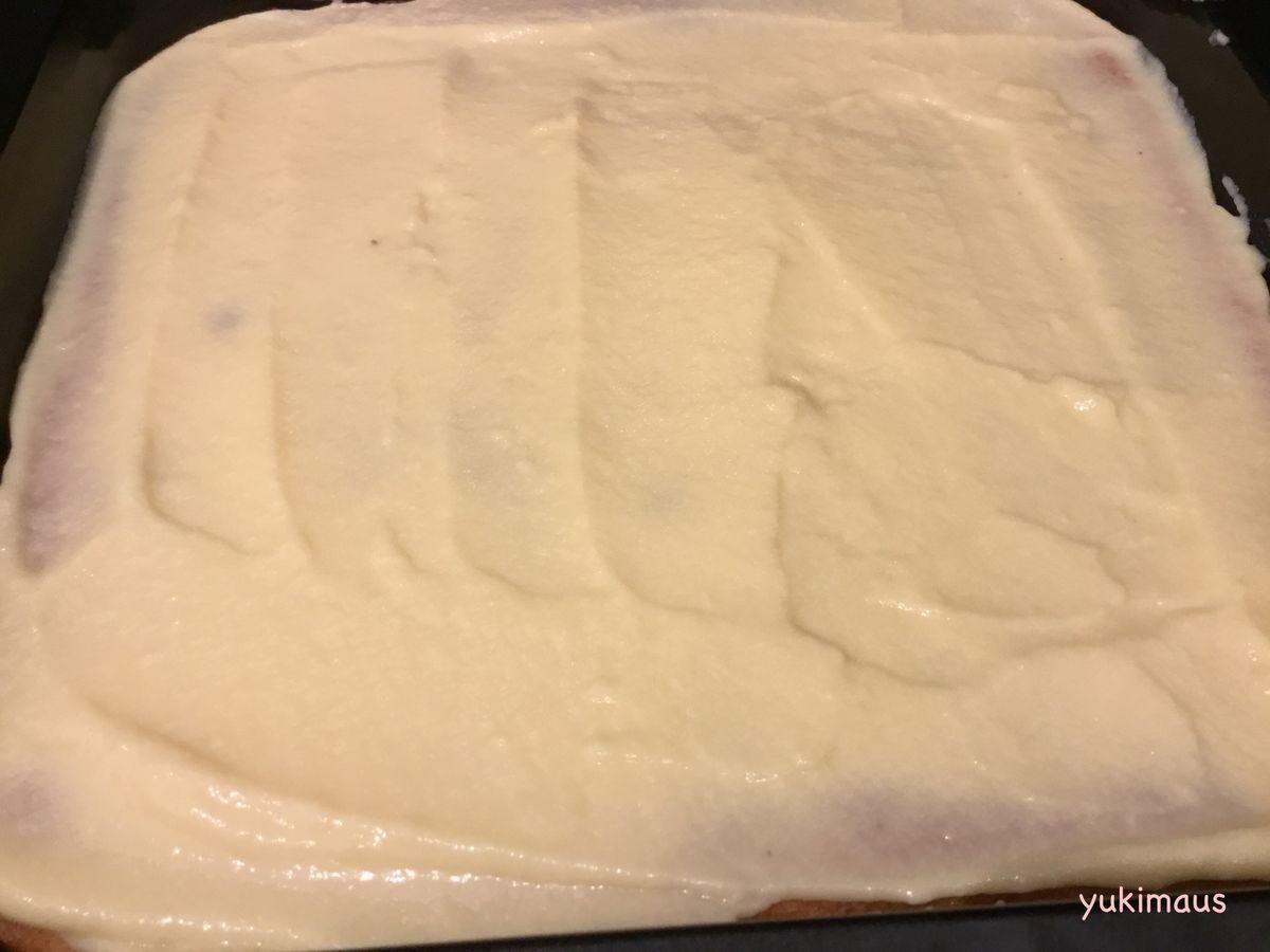 砂糖なしでドイツの定番いちごケーキレシピ