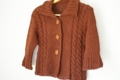 Brown Short Jacket