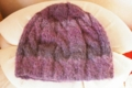 Quick Cable Slouch Hat