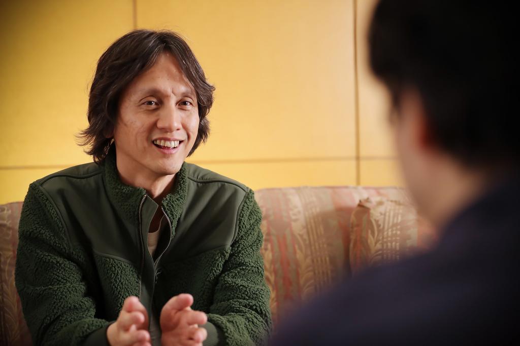 加地倫三さんと瀬尾公治先生