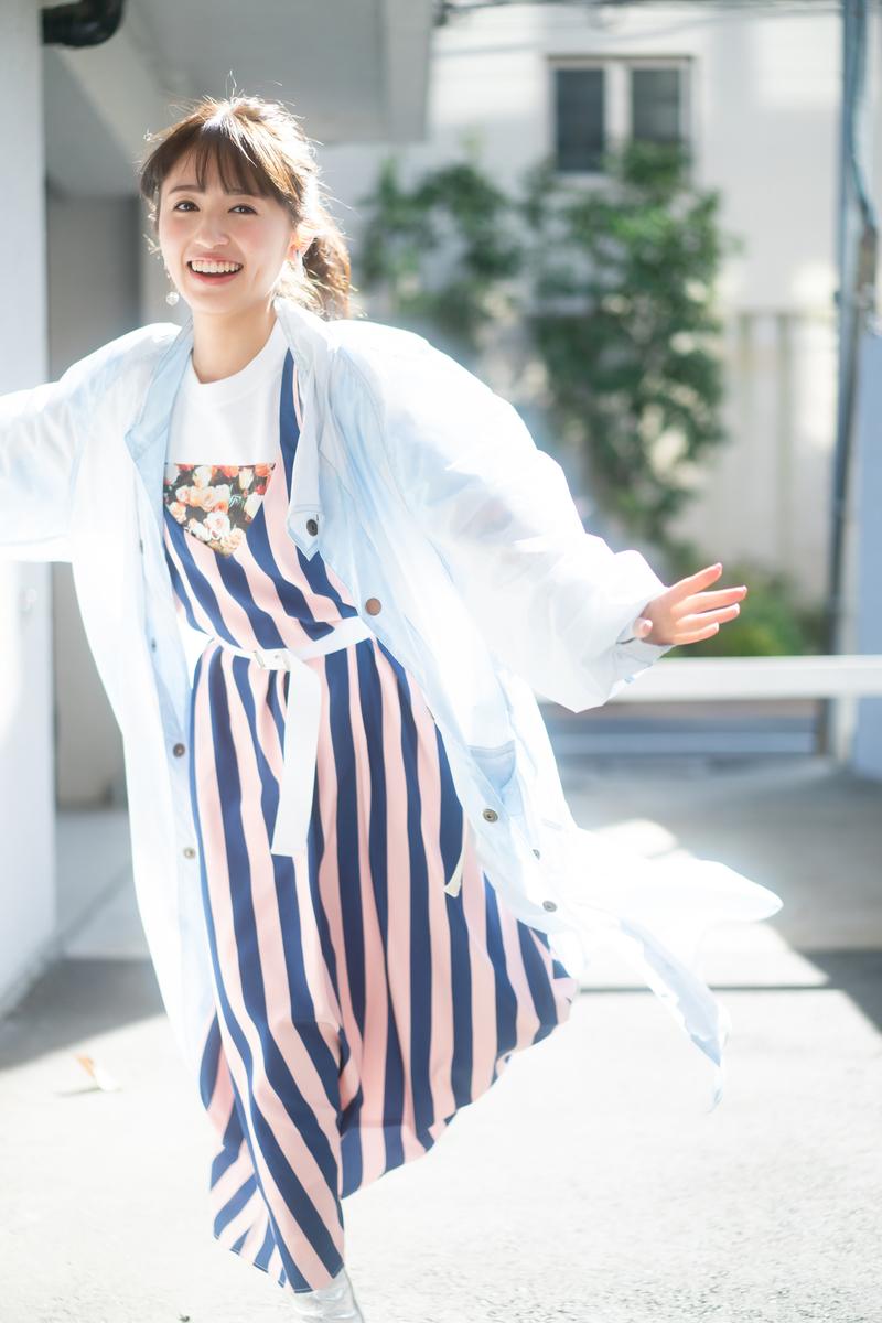 川柳少女で大月琴の声を担当する声優逢田梨香子さん