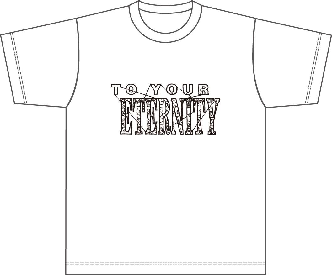 週マガネットショップ 不滅のあなたへTシャツ
