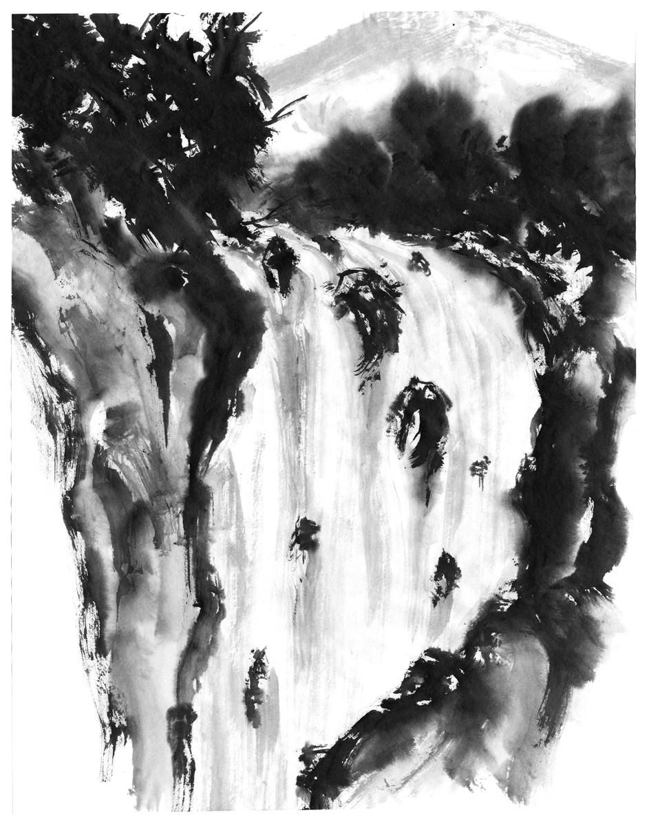 水墨画の世界が目の前に広がる!! 漫画版『線は、僕を描く』のここがスゴい!