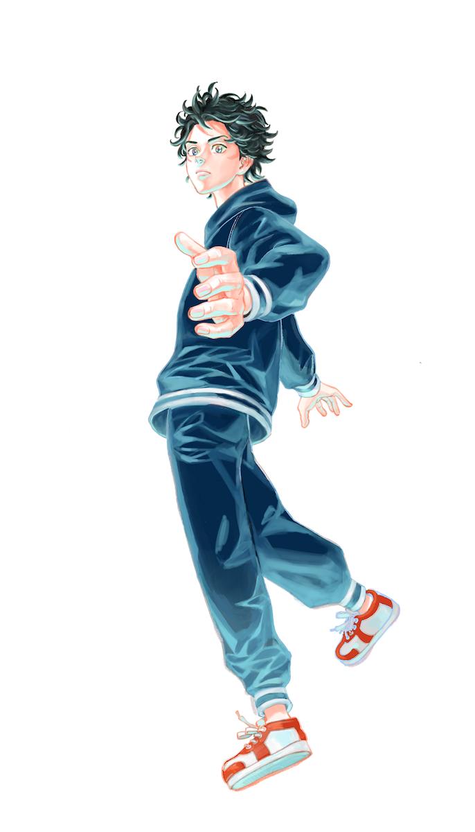 『東京卍リベンジャーズ』の和久井健が語る漫画作りの極意!【漫画家への花道】